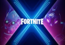 fortnite stagione 10 wall