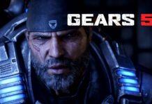 Gears 5 wall