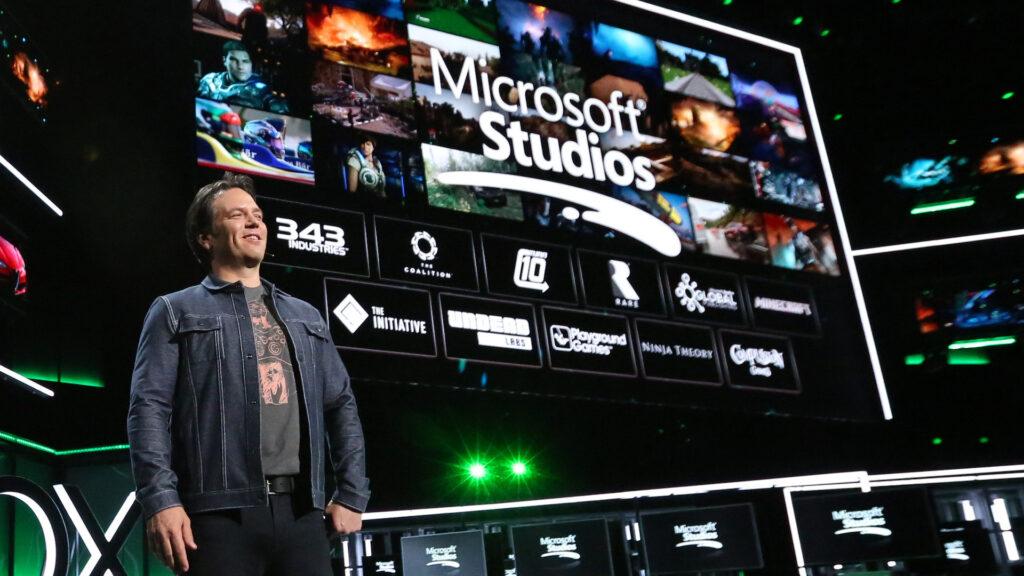 Phil Spencer-Microsoft
