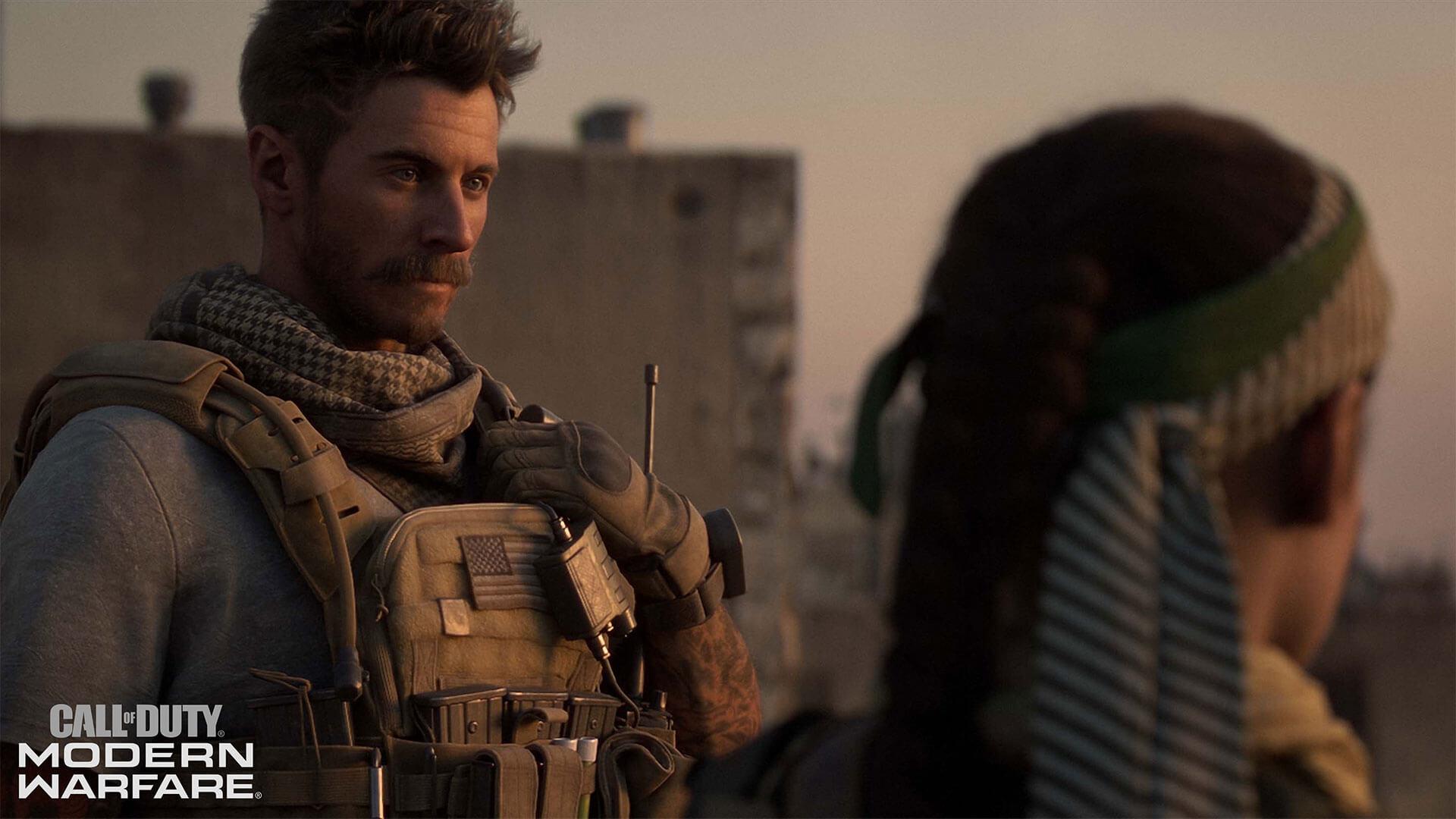 Call of Duty Modern Warfare Infinity Ward Activision multiplayer