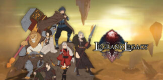 Legrand Legacy PlayStation 4