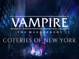 Vampire The Masquerade: Coteries of New York