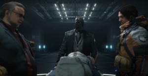 Death Stranding Kojima PlayStation 4