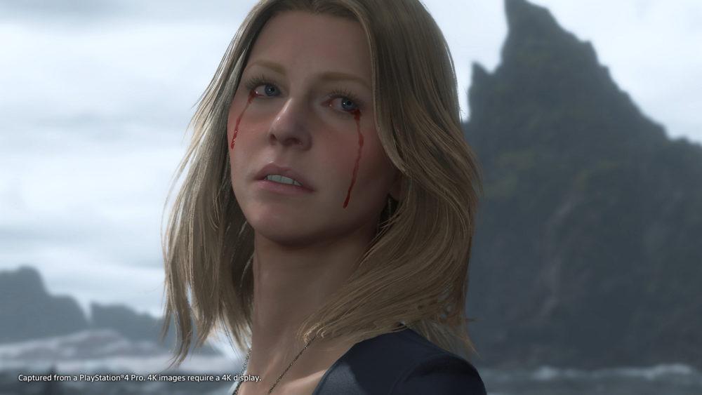 Lindsay Wagner Amelie Kojima PlayStation 4