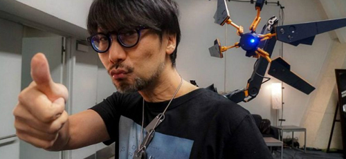 Hideo Kojima likes