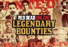 Red Dead Online taglie