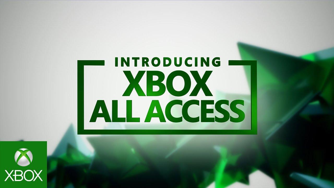 Xbox Series X: L'abbonamento All Access sarà importante | Game ...