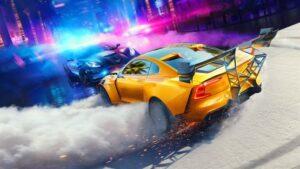 Need For Speed: Heat Artwork