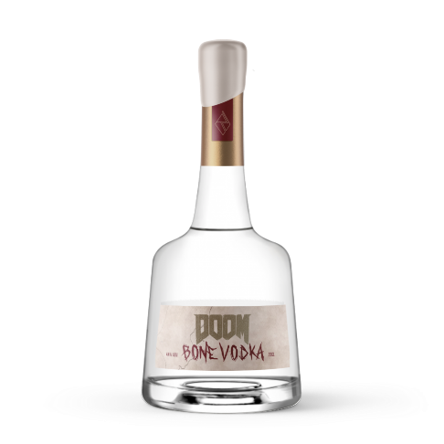 Image result for doom bone vodka