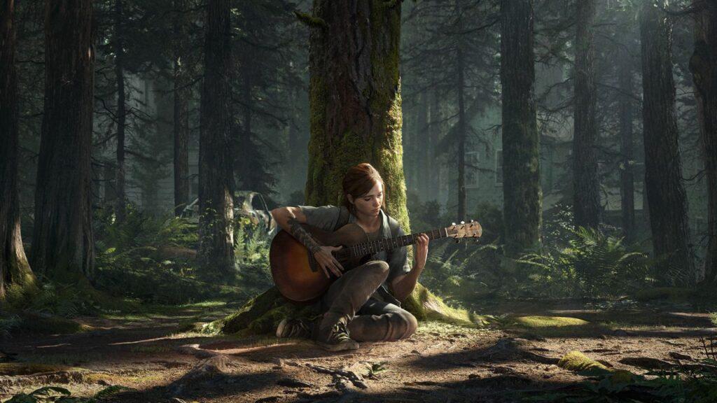 The Last of Us Part II-tema