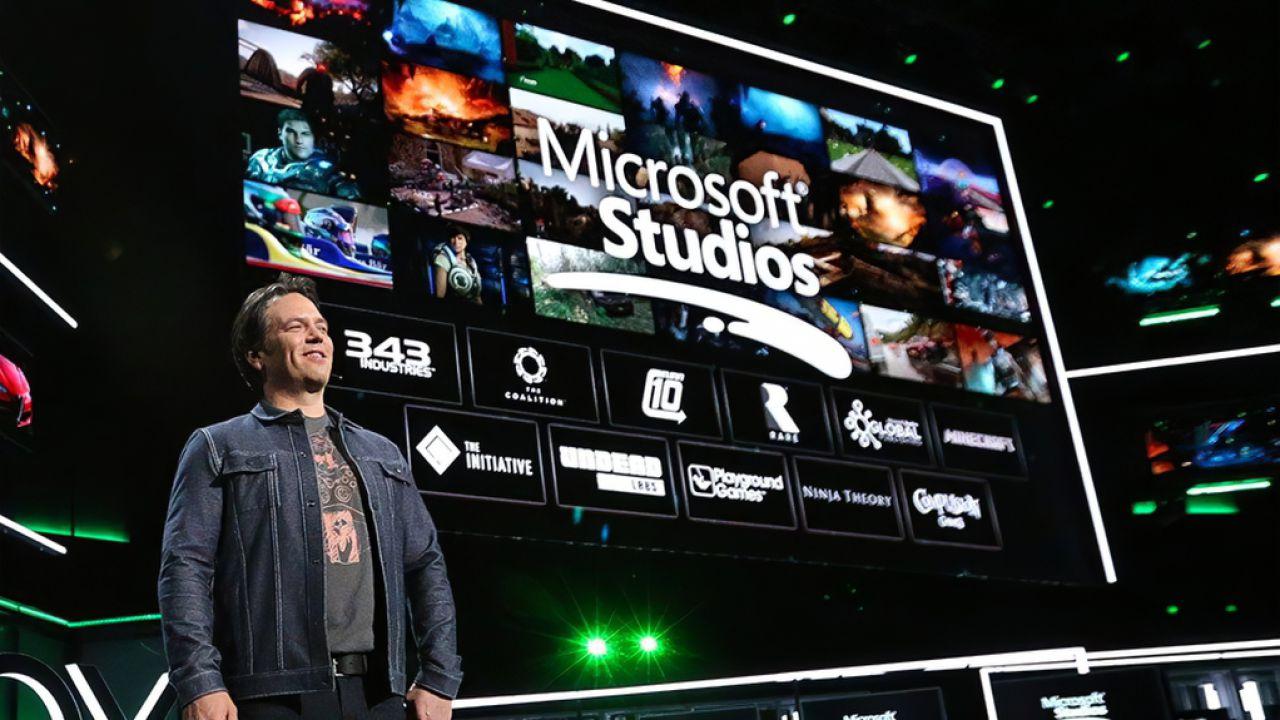 phil spencer XBOX Game Studios