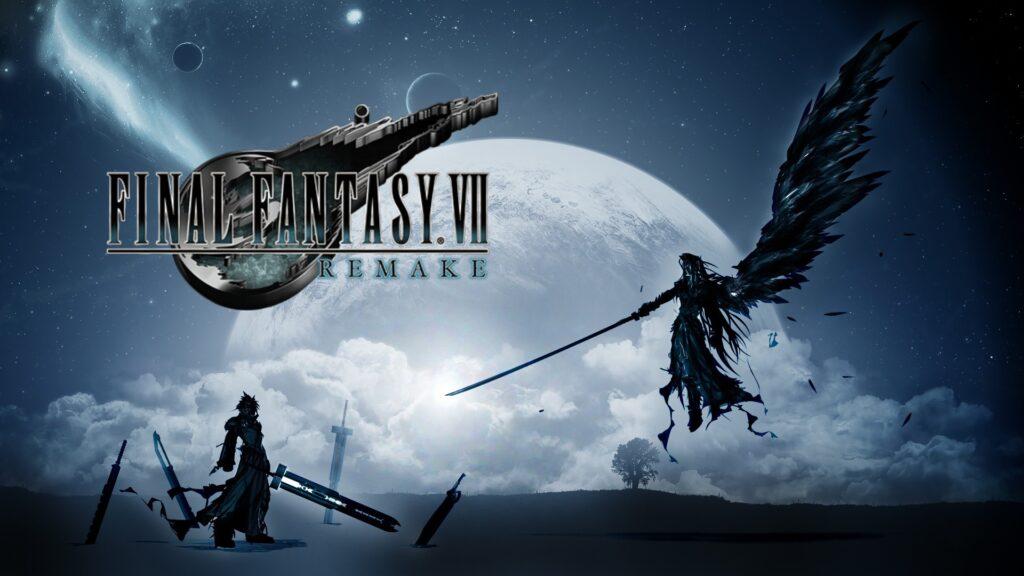 final fantasy vii-remake