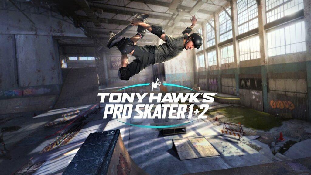 Tony Hawks Pro Skater 1+2 (2)
