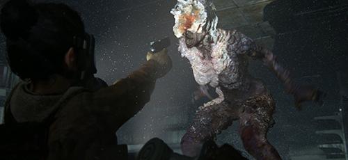 The Last of Us Part II Clicker