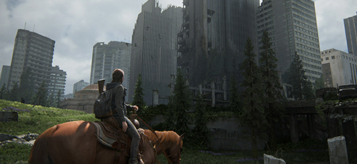 The Last of Us Part II Seattle