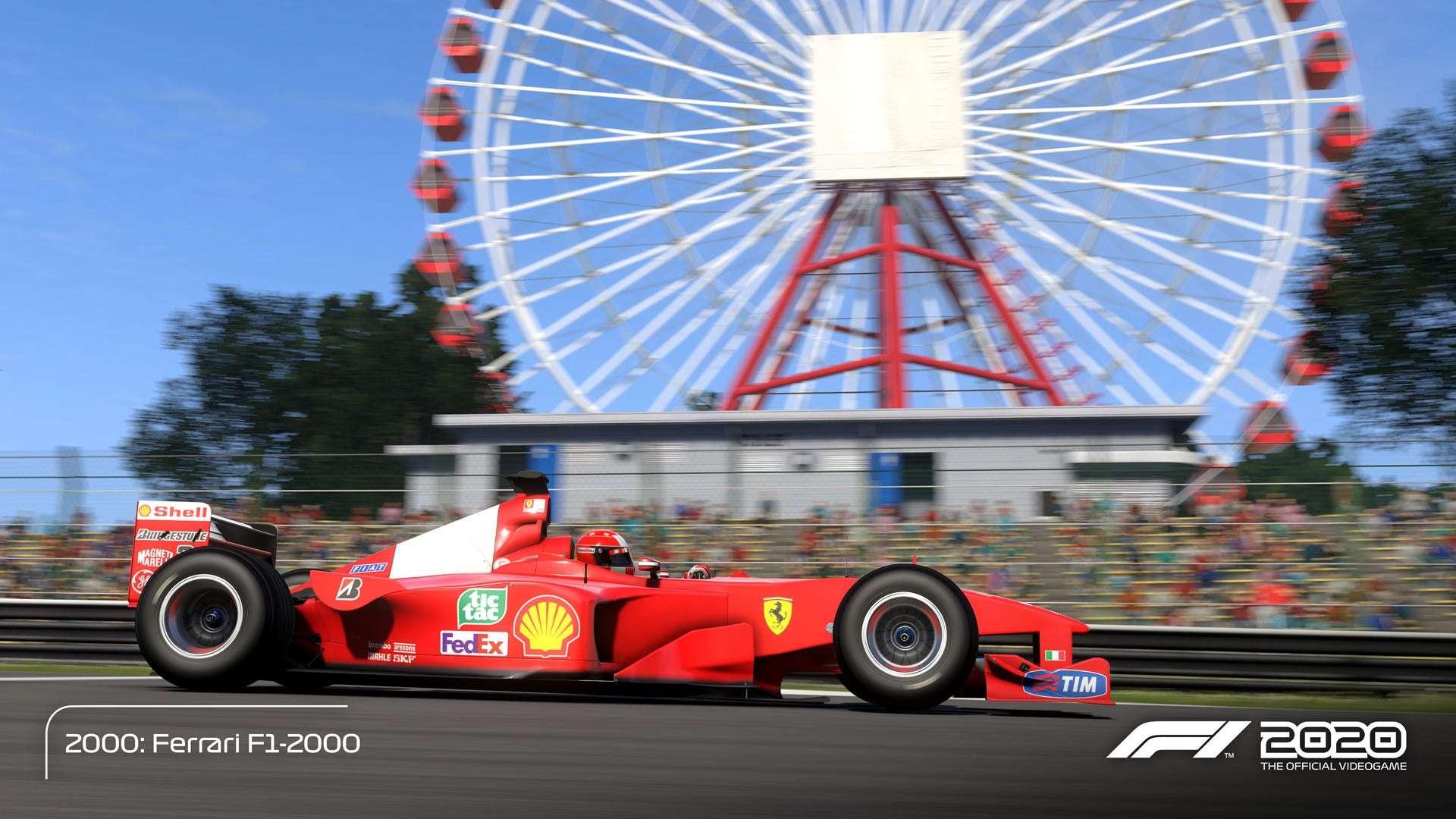 F1 2020 Formula 1 Codemasters Ferrari