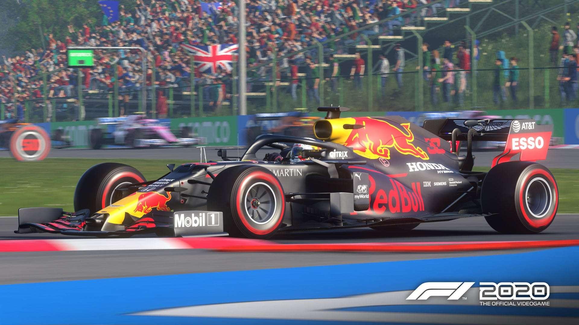 F1 2020 Formula 1 Codemasters Redbull