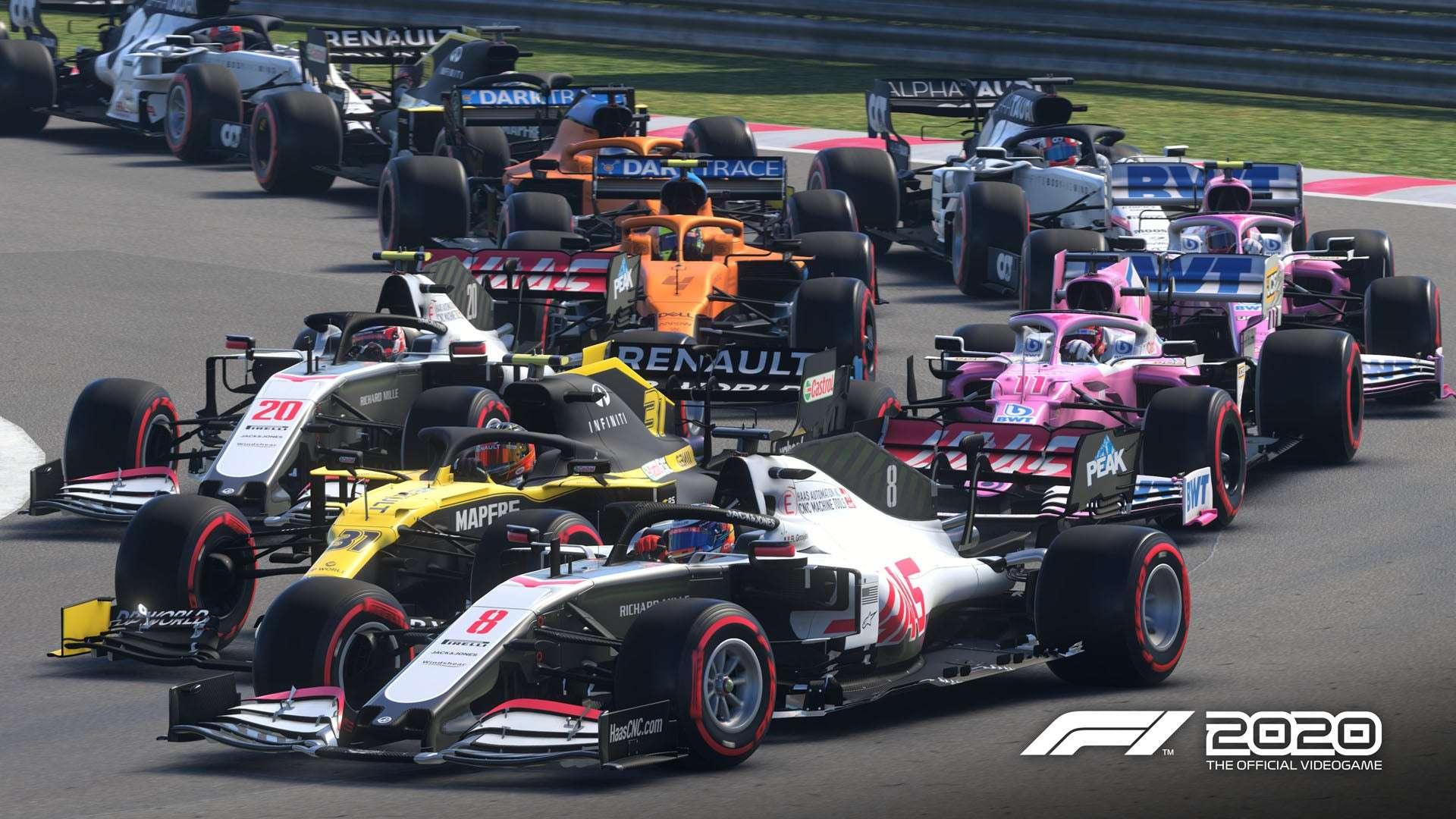 F1 2020 Formula 1 Codemasters