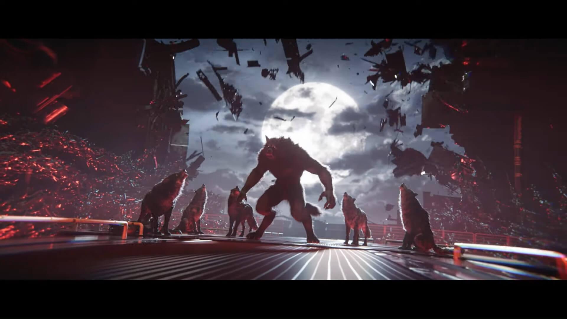 World of Darkness werewolf the apocalypse earthblood