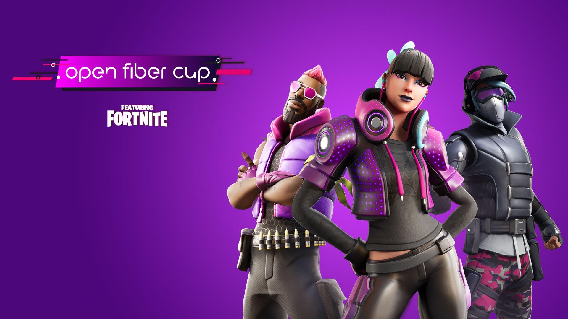 Open Fiber Cup