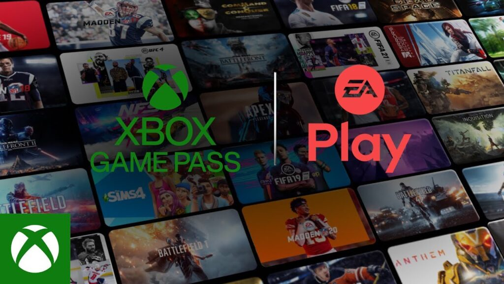 EA Play-game pass