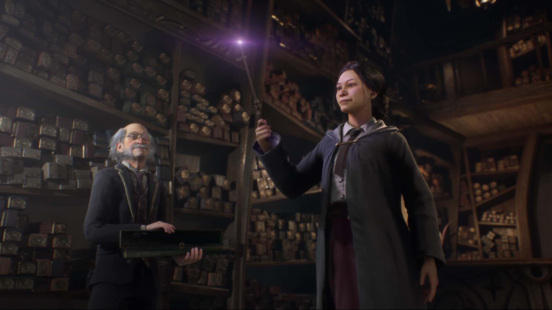 Hogwarts Legacy anteprima recap PlayStation 5