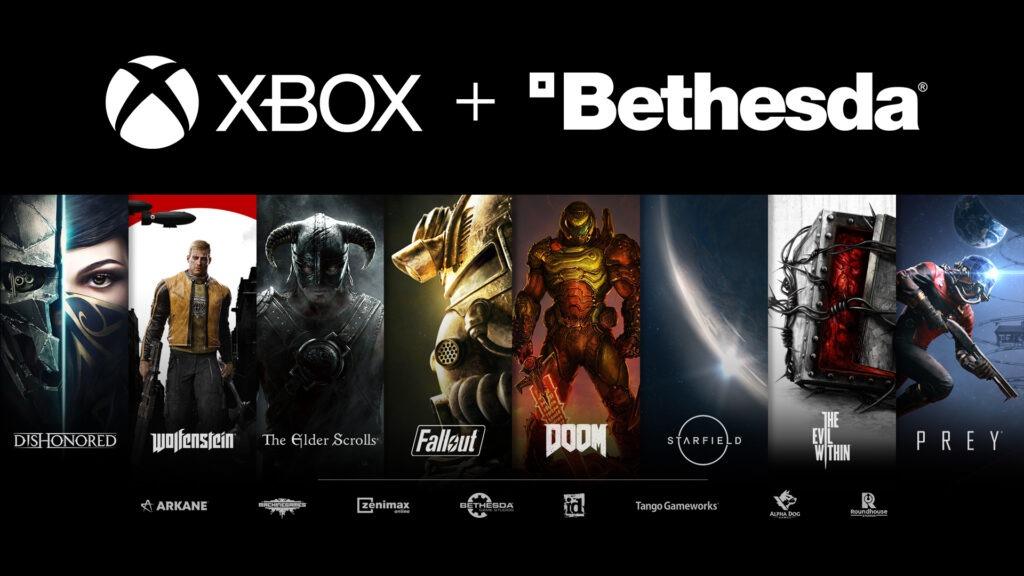 Xbox Bethesda Starfield