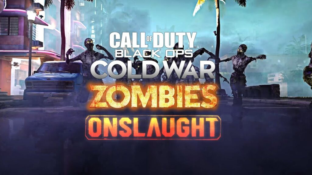 Call of Duty: Black Ops Cold War-Onslaught