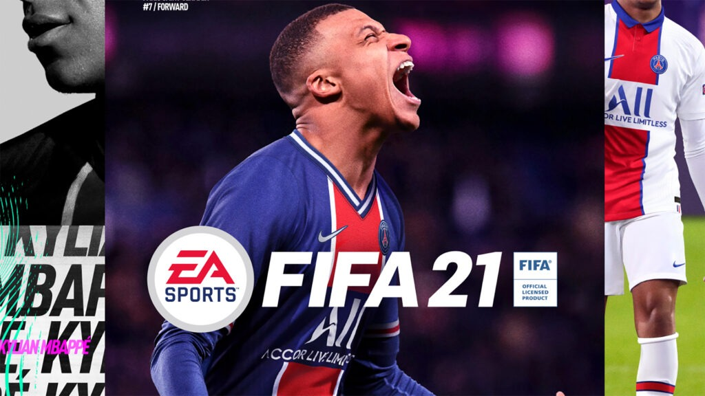FIFA 21 playstation