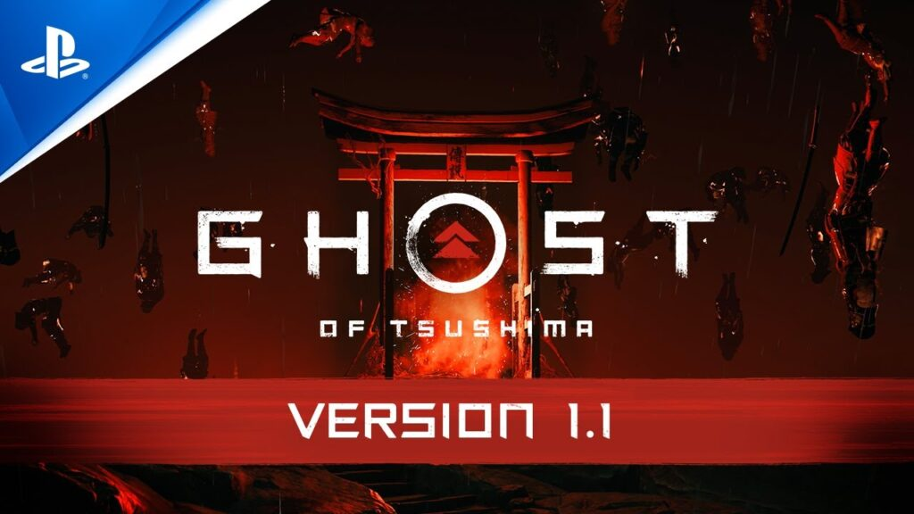 Ghost of Tsushima-Legends