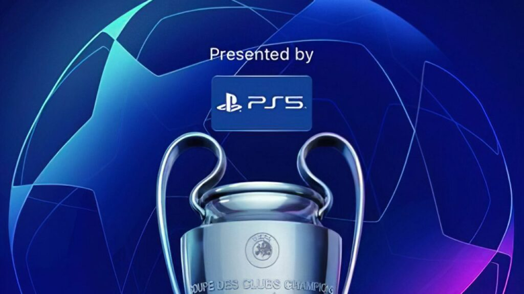 PlayStation 5-Champions League