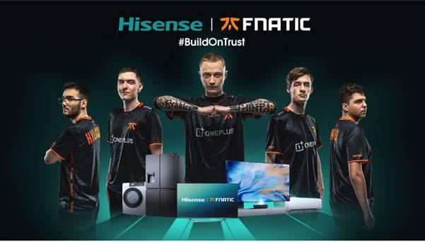 Hisense Fnatic