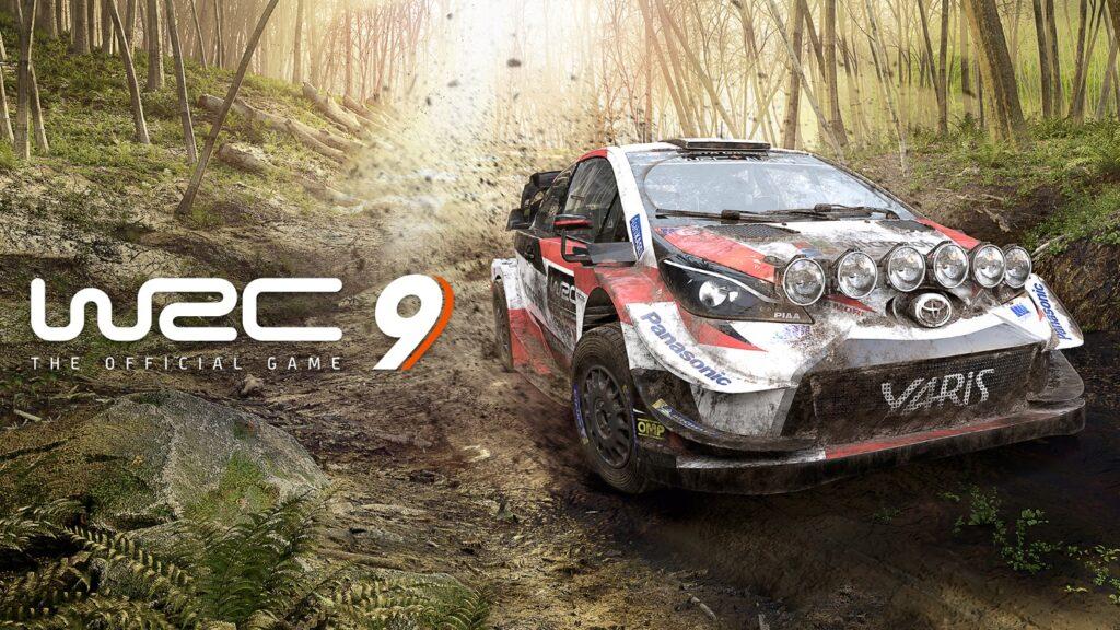 WRC 9 free-play-days