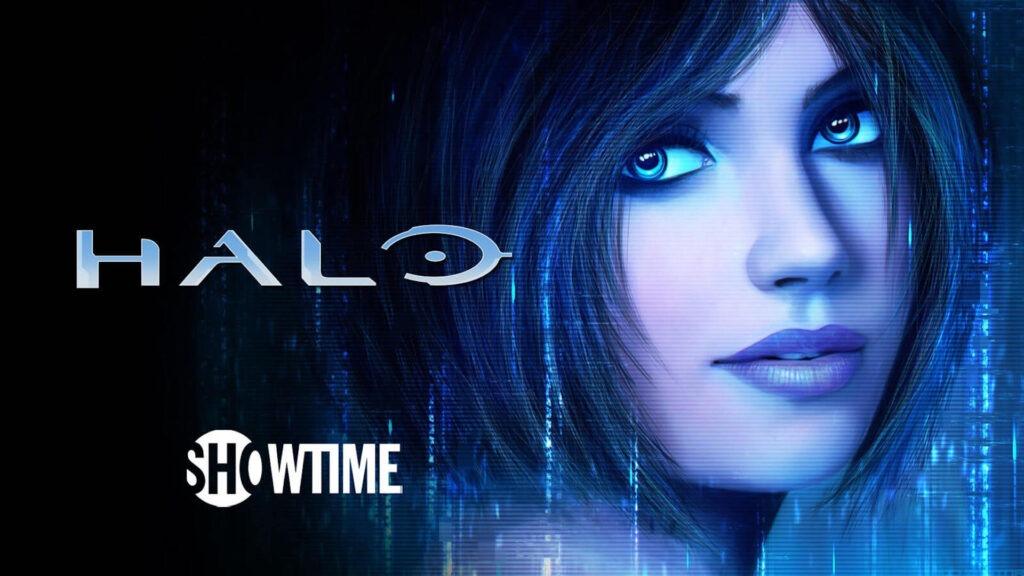 Halo-series TV-Cortana