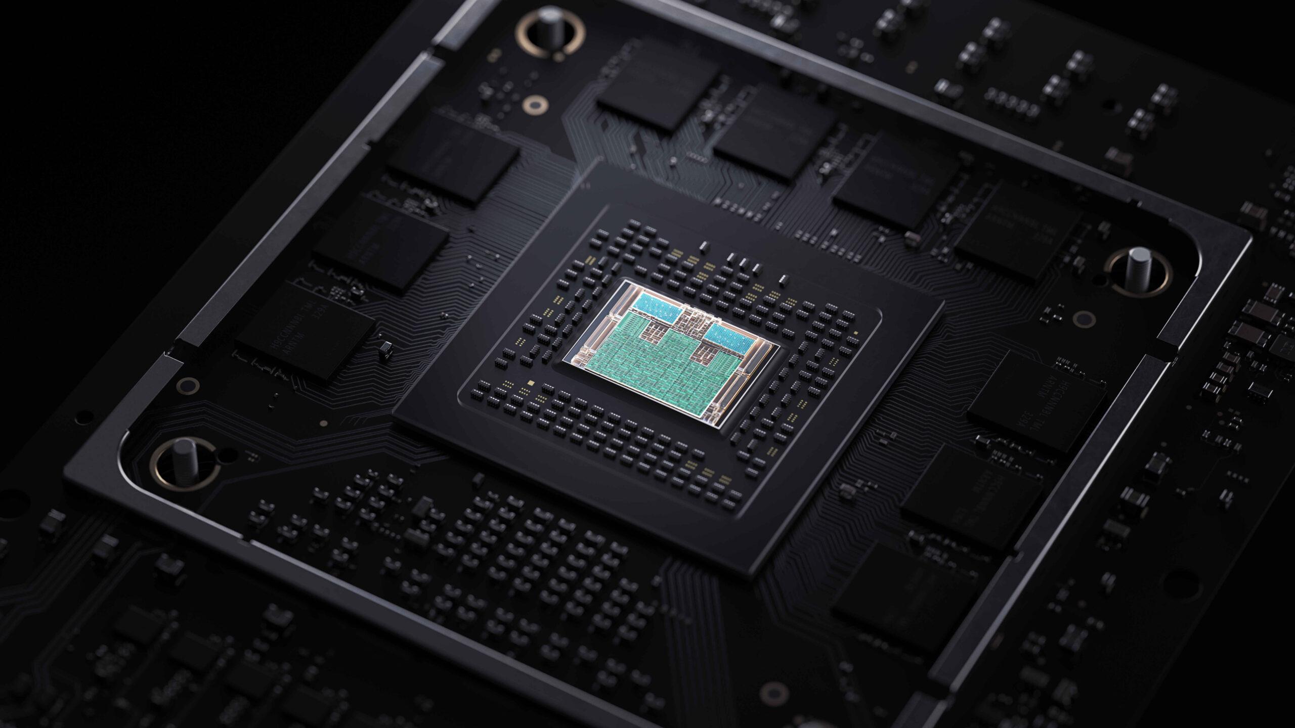Xbox Series X recensione CPU