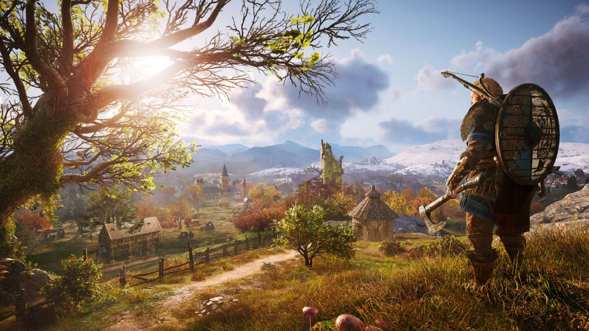 Assassins Creed Valhalla recensione Eivor scenario next-gen Assassin's Creed Valhalla
