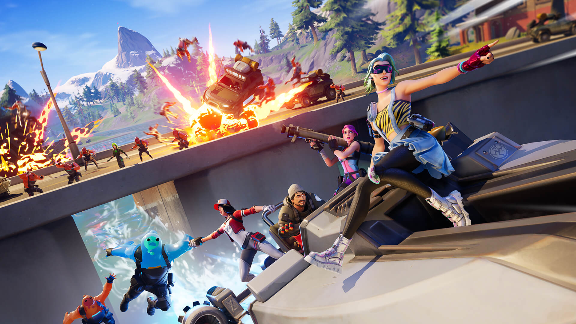 Fortnite Epic Games Xbox Series X