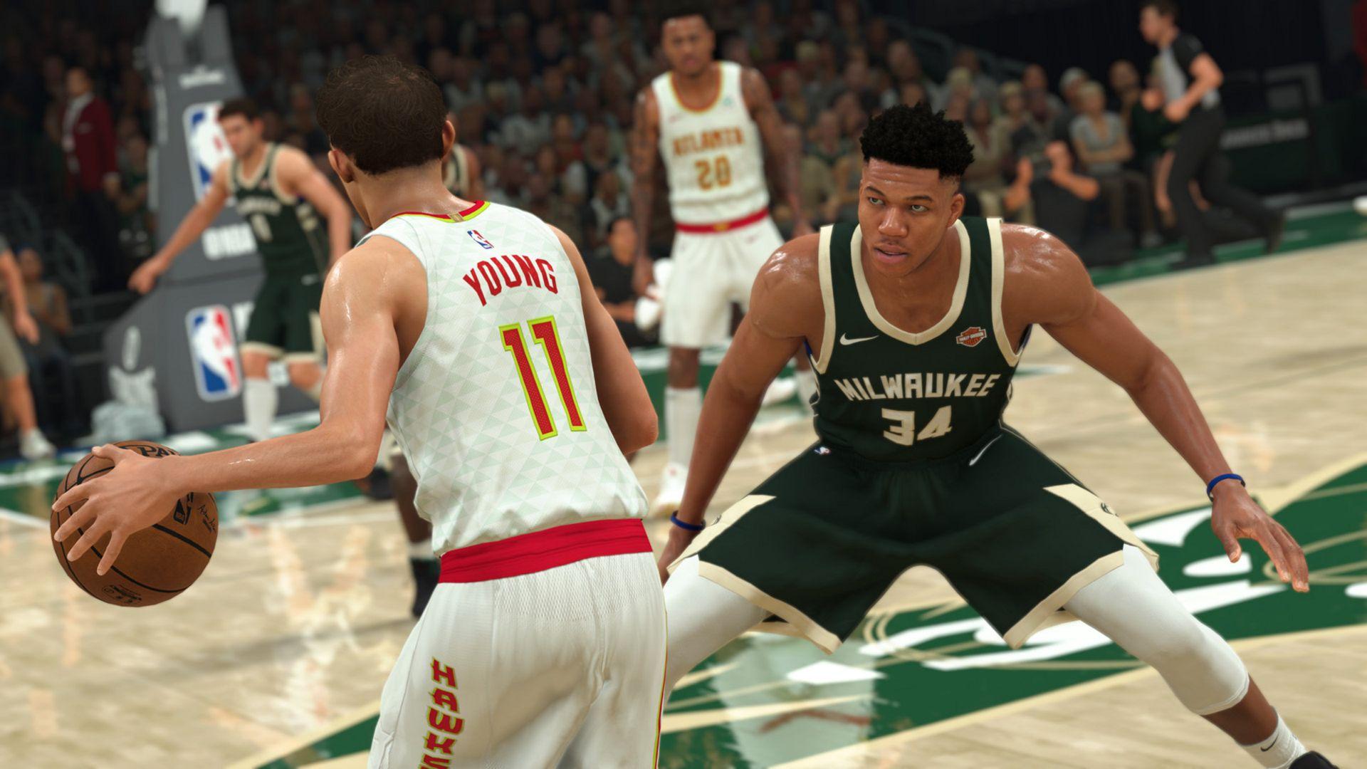 NBA 2K21 next-gen recensione