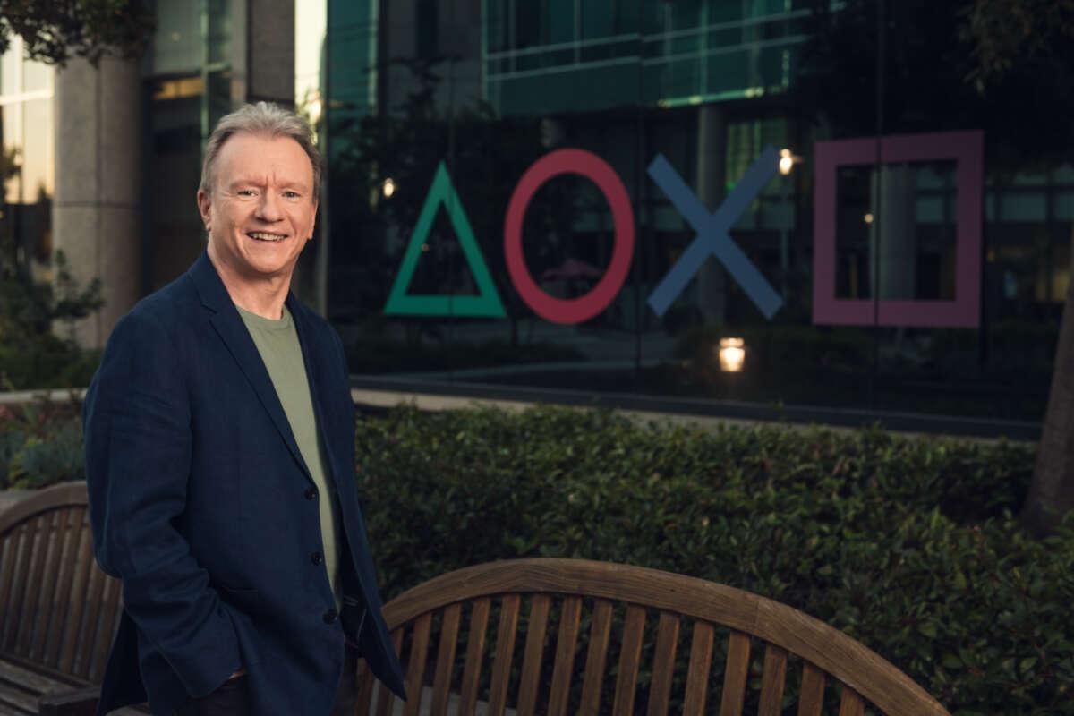 PlayStation 5-Jim Ryan
