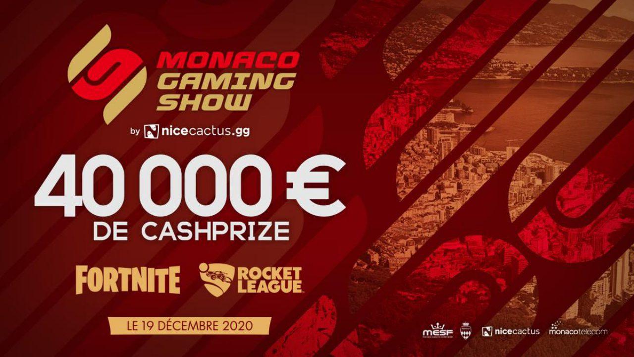 Monaco Gaming Show 2020