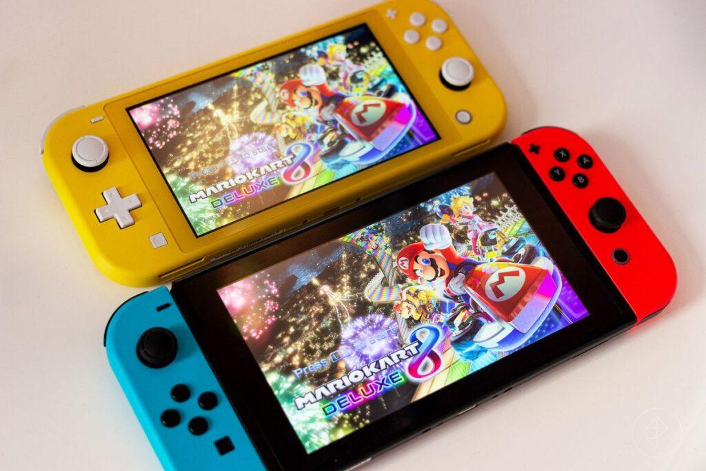 Nintendo Switch-Switch Lite