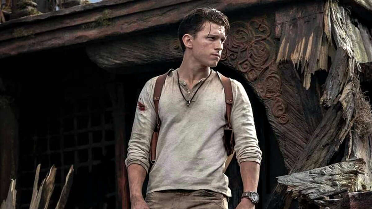 Uncharted-film-Tom Holland