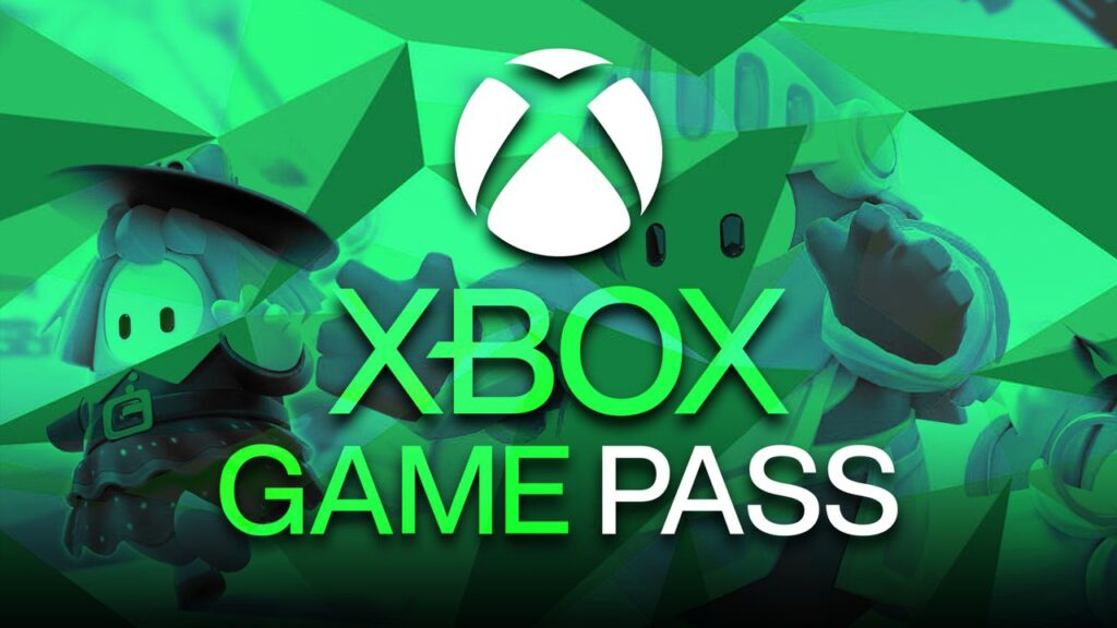 Xbox Game Pass-Fall Guys