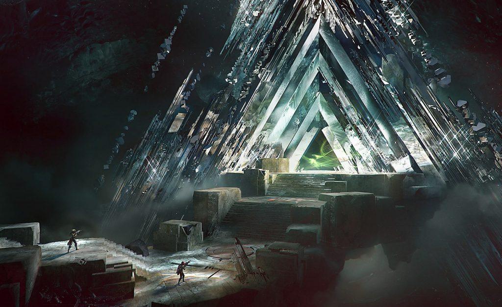 Destiny 2-Volta di Vetro