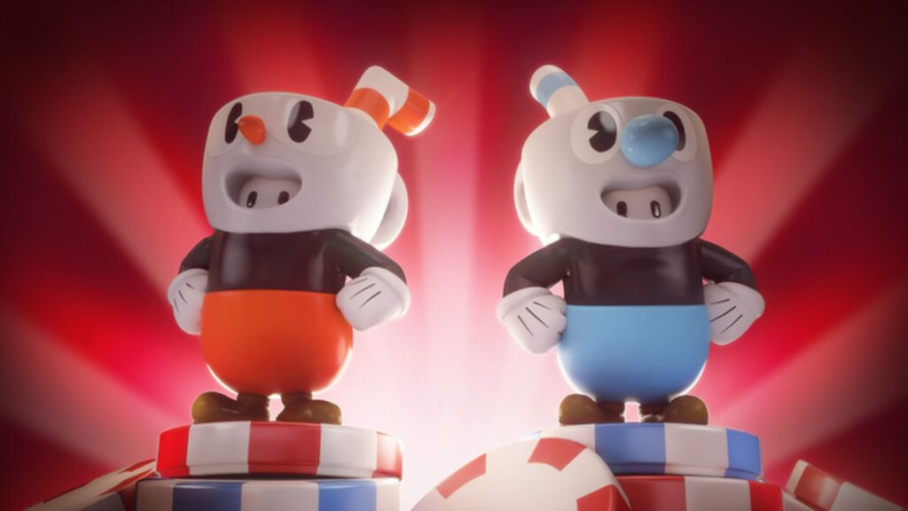 Fall Guys: Ultimate Knockout-Cuphead