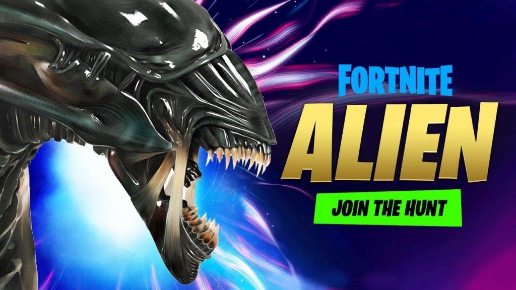 Fortnite-Alien