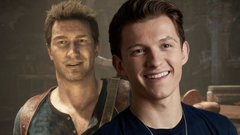 Uncharted-Tom Holland-film