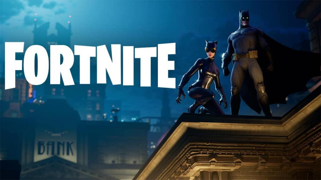 Fortnite-Batman