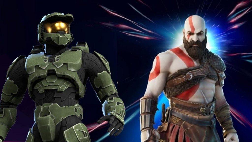 Fortnite-Kratos-Master-Chief
