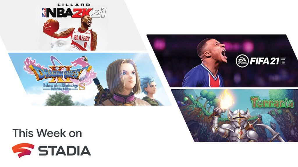 Google Stadia-FIFA 21